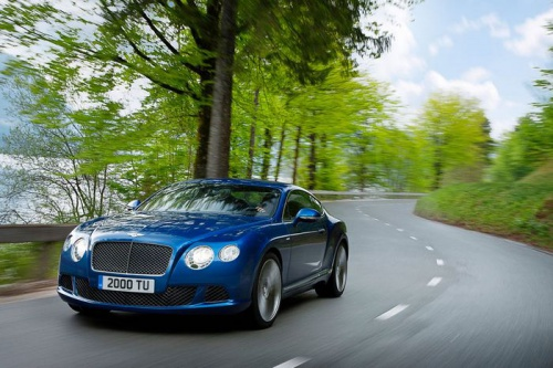 Continental GT 2013