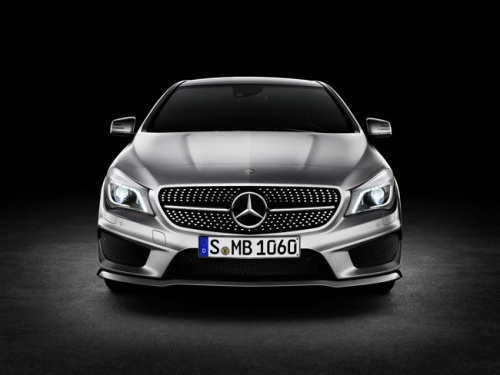 Mercedes–Benz CLA